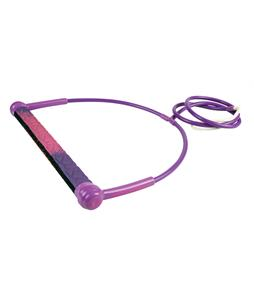 Straight Line Amoeba-Tak Wakeboard Handle Purple