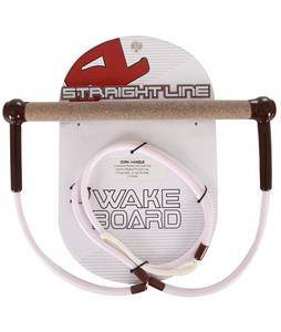 Straight Line Cork Wakeboard Handle