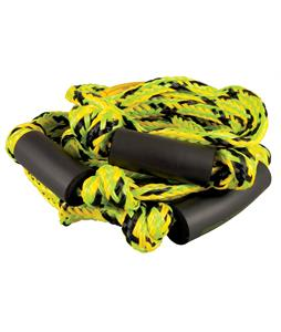 Straight Line Knotted Wake Surf Rope