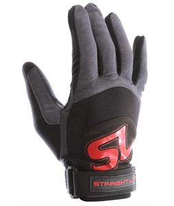 Straight Line Performance Waterski Gloves Black