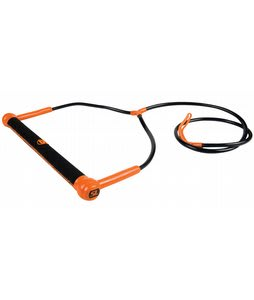 Straight Line Team Wakeboard Handle Orange