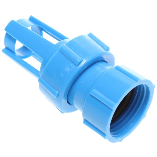 Straight Line Traditional Valve Blue Adapter Ballast Fittings