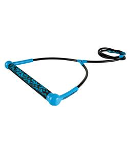 Straight Line Hydra-Tak Wakeboard Handle Blue