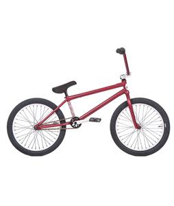 Subrosa Arum BMX Bike Matte Burgundy/Silver 20in/20.5in Top Tube