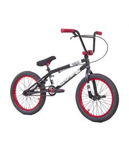 Subrosa Salvador BMX Bike Black/Red 18in
