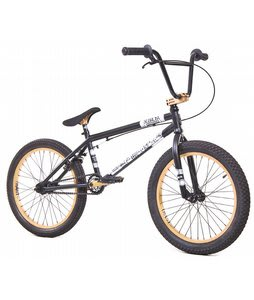 Subrosa Salvador Dirt BMX Bike Black/Gold 20in