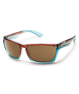 Suncloud Cutout Sunglasses Cola Fade/Brown Polarized Lens