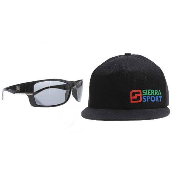 Sapient Downtown Sunglasses & Sierra Cap