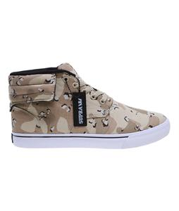 Supra Passion Skate Shoes Desert Camo