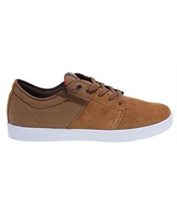 Supra Stacks Skate Shoes Tan