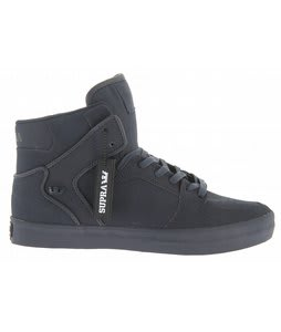Supra Vaider Skate Shoes Navy Gunny TUF