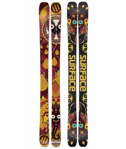 Surface Double Time Anthony Boronowski Skis