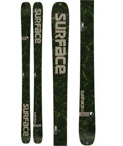Surface Green Life Skis