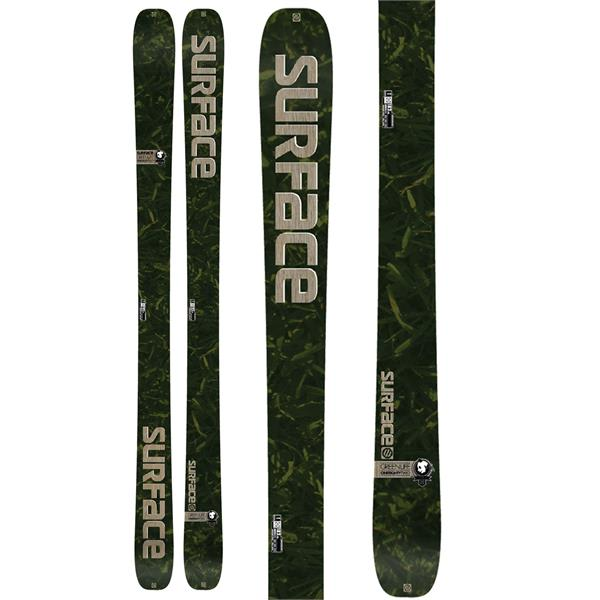 Surface Green Life Skis