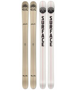 Surface Live Free Skis
