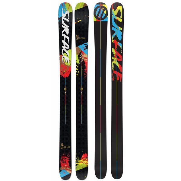 Surface Live Life Skis