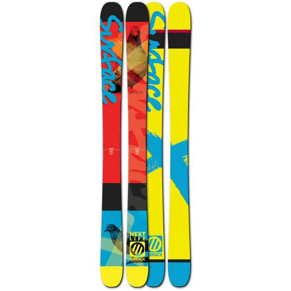 Surface Next Life Skis