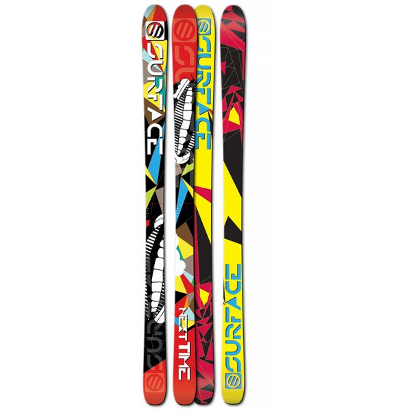 Surface Next Time Skis