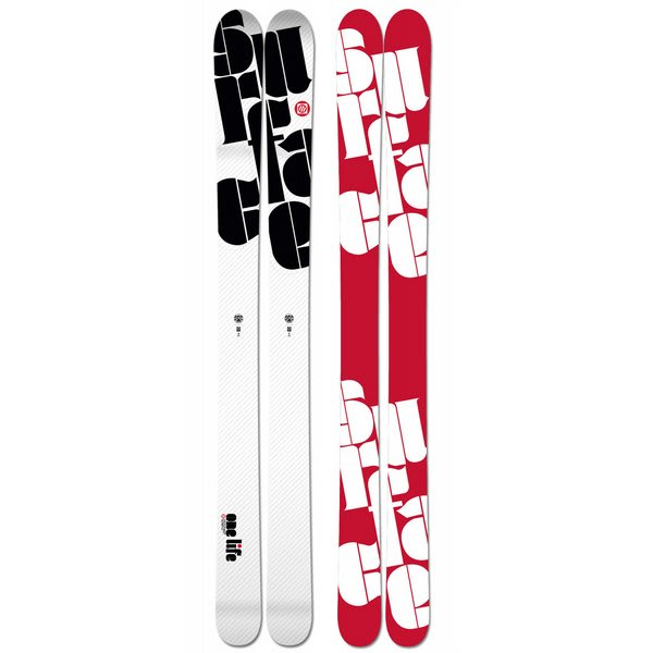 Surface One Life Skis