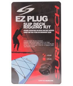 Surftech Ez Plugs 4 Deck Rigging Kit