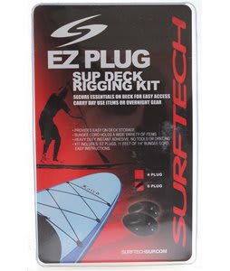 Surftech Ez Plug 6 Deck Rigging Kit