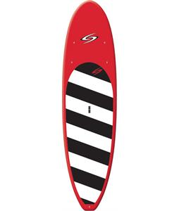 Surftech Balboa AST SUP Paddleboard Red/Black/White 12ft