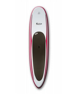 Surftech Laird SUP Paddleboard Grey/Red 12'1