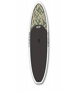 Surftech Softop SUP Paddleboard Brown Swirl 11ft 6in