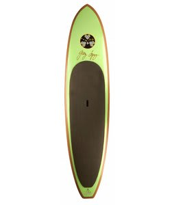 Surftech Surf Music Paddleboard Green/Brown 10ft