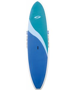 Surftech Universal SUP Paddleboard Green/Blue 9' 6