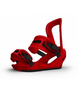 Switchback Snowboard Bindings Red Dawn