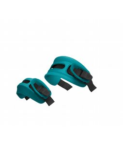 Switchback Toe And Heel Strap Set Blue Algae
