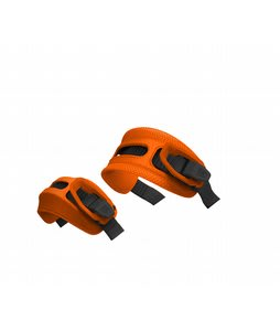 Switchback Toe And Heel Strap Set Agent Orange
