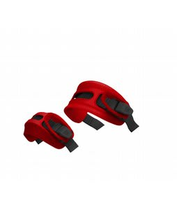 Switchback Toe And Heel Strap Set Red Dawn