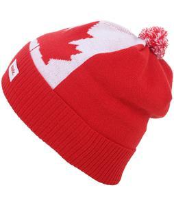 Swix Canada Pom Beanie