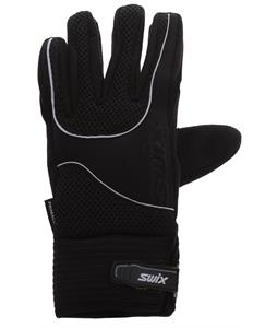Swix Cross-Tech Gloves Black