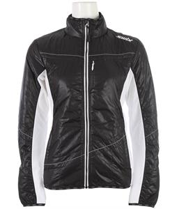 Swix Menali Quilted Cross Country Ski Jacket Black