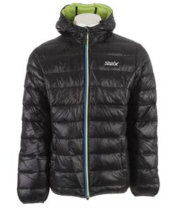 Swix Romsdal Cross Country Ski Jacket Black