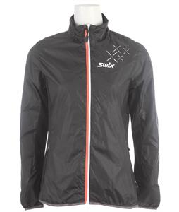 Swix Sjusjoen Cross Country Ski Jacket Black
