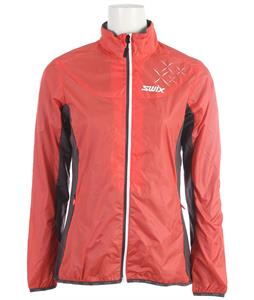 Swix Sjusjoen Cross Country Ski Jacket Hot Coral