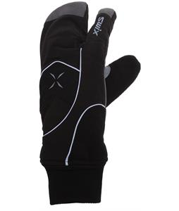 Swix Star X 100 Mens Cross Country Ski Mittens Black
