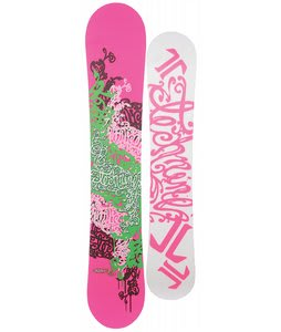 Technine Girls Series Snowboard Pink/Green 111