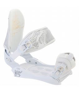 Technine Suerte Snowboard Bindings Gray