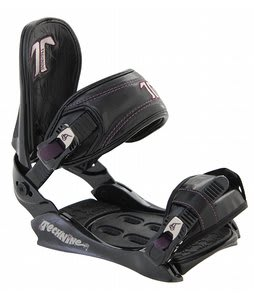 Technine True Love Snowboard Bindings Black