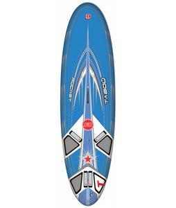 Tabou Rocket GT Windsurf Board Blue/Orange 125
