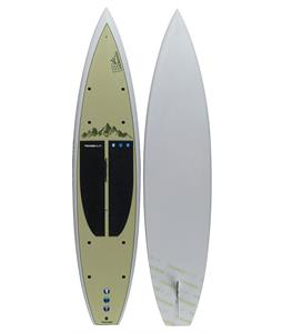 Tahoe Rubicon SUP Paddleboard Green 12Ft