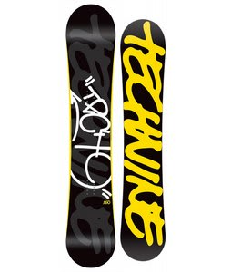 Technine Camrock Snowboard Black 151