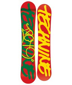 Technine Camrock Snowboard Rasta 153