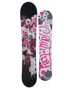 Technine Dime Series Snowboard 152 Black