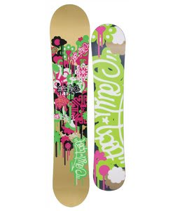 Technine Dime Series Snowboard 152 Gold